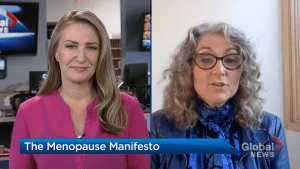 The Menopause Manifesto: Physician releases book that aims to dispel myths (04:19)