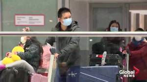 What measures have Canadian airports taken since the COVID-19 outbreak? (03:12)