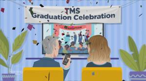 TMS Graduation Celebration: June 25, 2020