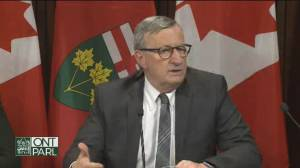 COVID-19: Ontario health official outlines phases of pandemic plan