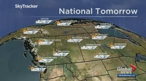 Edmonton weather forecast: April 4