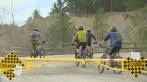 Okanagan residents ignoring provincial park closure rules