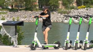 E-scooters not meeting regulations in Saskatchewan yet