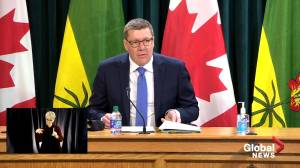 Saskatchewan extends current COVID-19 restrictions for 4 more weeks (01:09)
