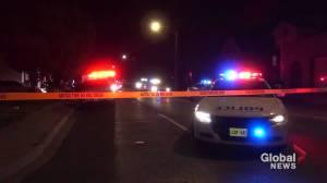 1 taken to hospital following early morning shooting on Rubidge Street in Peterborough (00:55)