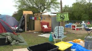 City of Kingston looks to extend Belle Park encampment another 2-weeks (01:59)