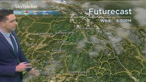 Kelowna Weather Forecast: October 28