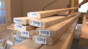 B.C. lumber prices skyrocket in last 18 months (02:09)