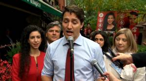 Federal Election 2019: Conservatives have 'zero approach' to climate change, says Trudeau