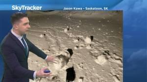 Sunshine returns briefly: Jan. 14 Saskatchewan weather outlook (02:38)
