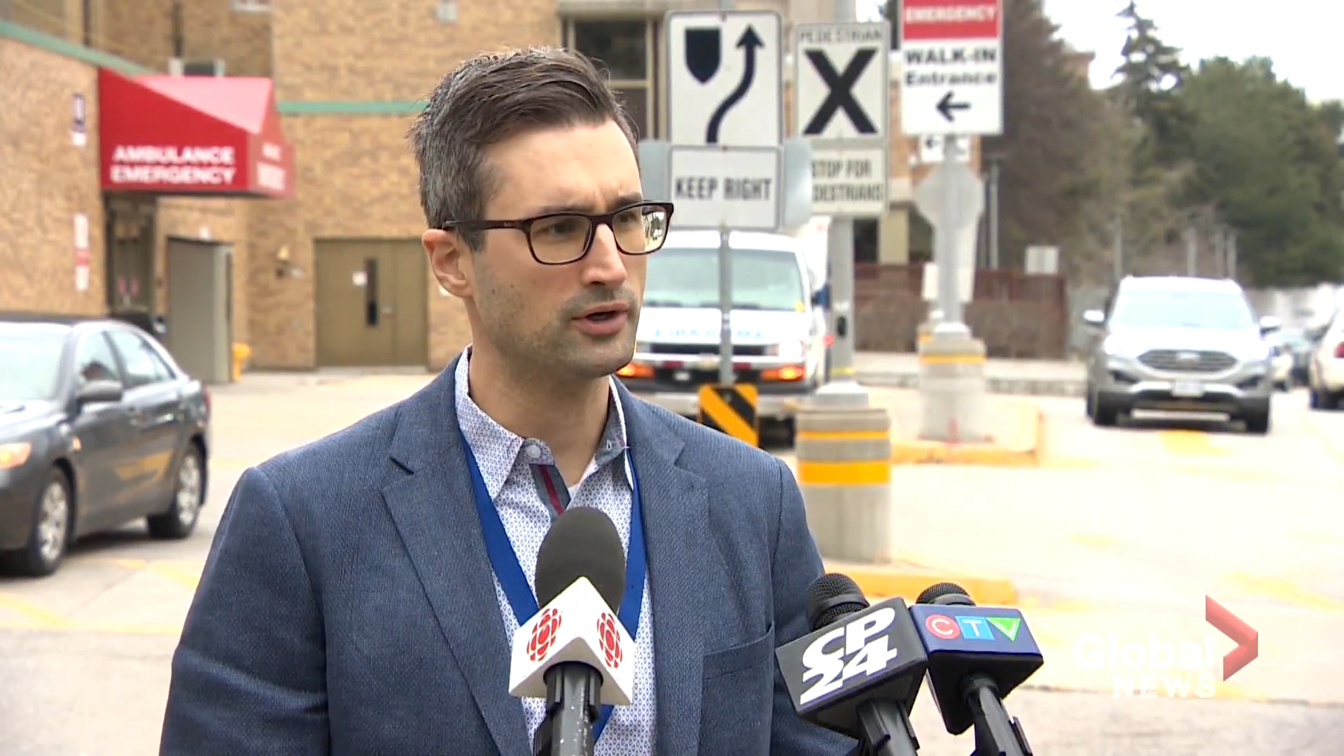 Patient with coronavirus remains in 'stable' condition at Sunnybrook hospital