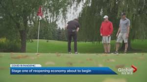 Coronavirus: Stage one of reopening Ontario economy beginning