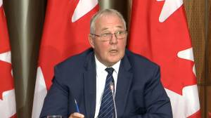 N.S. fisheries dispute: More police resources being deployed, situation being taken 'very seriously,' Blair says (02:44)