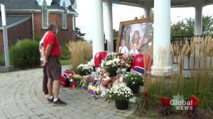 Family lost in Nova Scotia fatal fire remembered (02:06)