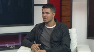 Robbie Amell on his crowd-funded film 'Code 8'