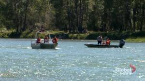 2 drownings on Bow River over weekend