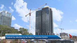 2020 Toronto Centre byelection: Major candidates say they have personal connection to riding (02:30)