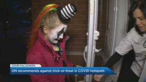 How to have a safe Halloween during the COVID-19 pandemic (06:17)