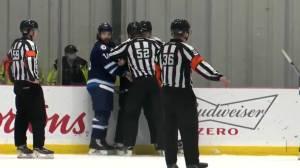 HIGHLIGHTS: AHL Rocket vs Moose – Mar. 30 (02:03)