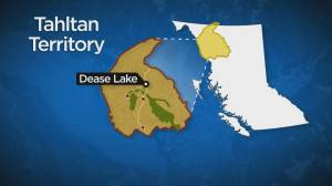 B.C. government inks historic land deal with Tahltan Nation (01:39)