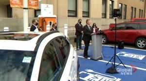 N.B. announces rebate program for electric vehicles (01:58)