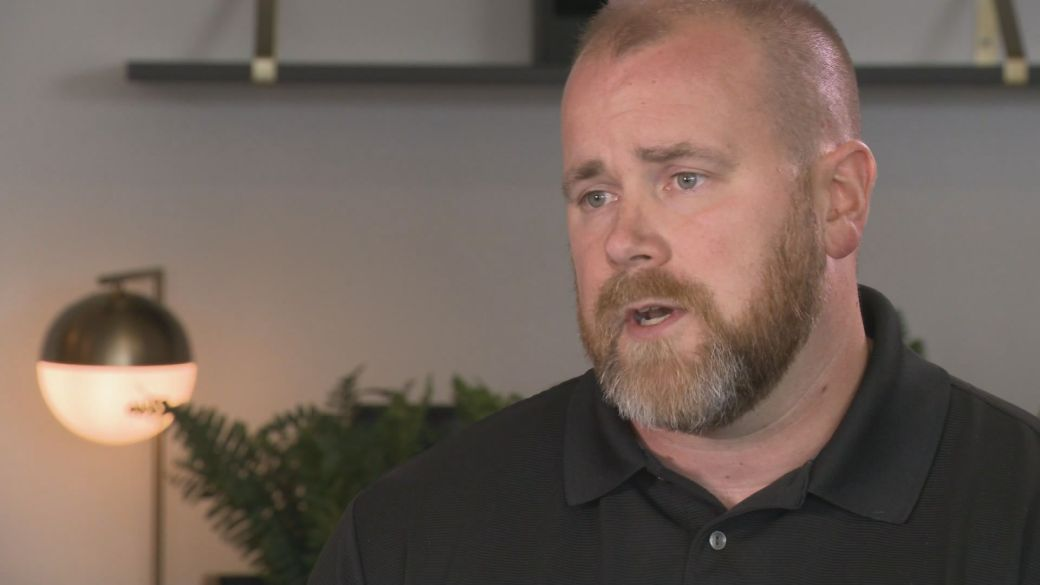 Click to play video: 'Canadian veteran says we are failing our Afghan allies'