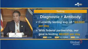 Coronavirus outbreak: New York to conduct 40,000 COVID-19 tests daily with federal assistance