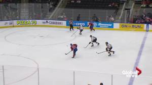 Alberta launches online 50/50 draws in support of junior hockey teams (02:00)