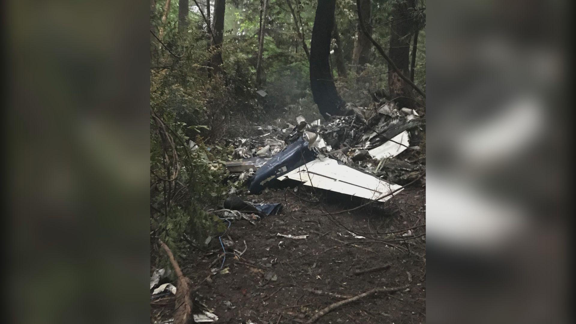 Pilot in Gabriola plane crash identified