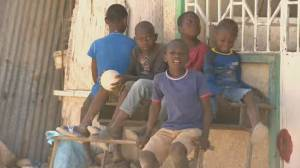 Haitians still struggling 10 years after earthquake (02:39)