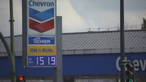 New report on gas prices says B.C. drivers still paying more than is justified (02:04)