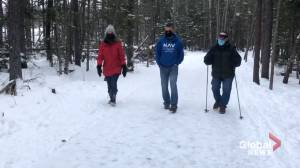 New Brunswick family inviting Canadians to join in their coast to coast journey (02:00)