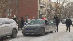 Montreal police break up three large religious gatherings in Outremont in under 24 hours (02:15)