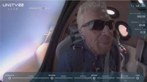 Virgin Galactic stocks fail to take off after Richard Branson's space flight (04:34)