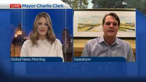 Mayor Charlie Clark on weekend anti-mask rally, public health orders (04:24)