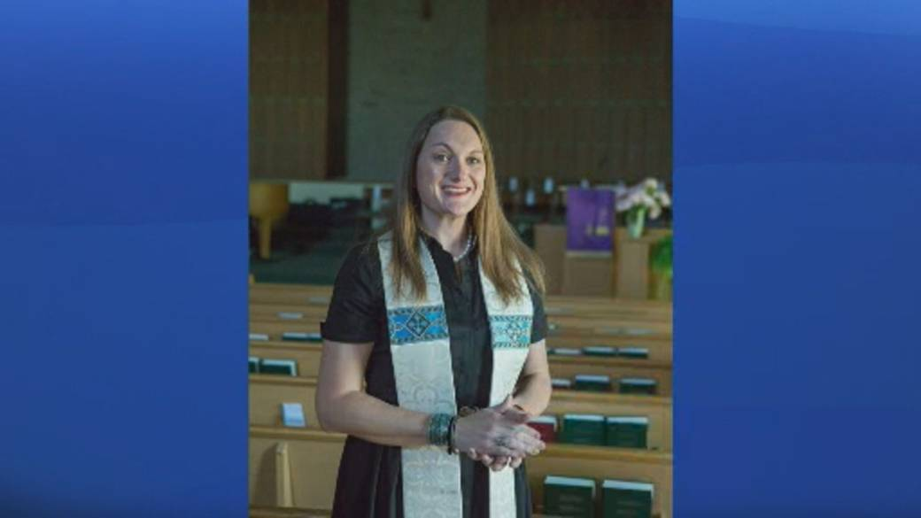 Click to play video 'Transgender pastor dismissed after Mississauga church congregation vote'