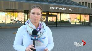 Alberta doctor takes stand in own defence at sexual assault trial (01:16)