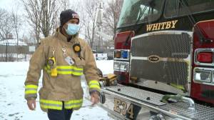 Whitby Fire Department focused on becoming more diverse (02:05)