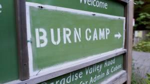 Coronavirus: The B.C. Professional Fire Fighters' Burn Fund cancels Burn Camp (01:35)