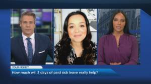 Your Money: A closer look at Ontario's sick day plan (04:52)