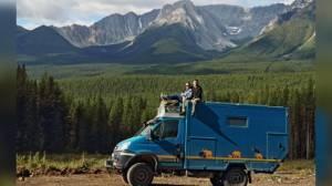 Worldwide truck trip rolls through Saskatchewan (04:13)