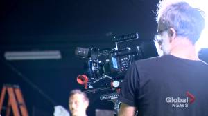 All deaf cast producing short film in Regina (01:59)