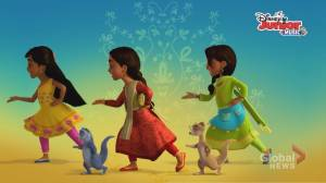 Disney Junior episode highlights holiday of Eid al-Fitr (02:07)