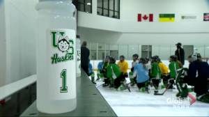 'This is our year': Saskatchewan Huskies women's hockey eye nationals