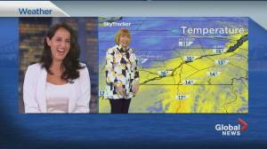 Global News Morning weather forecast: August 2, 2021 (01:40)