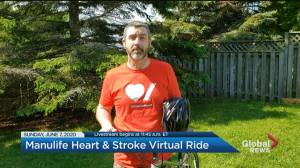 Community Events: Heart & Stroke Virtual Ride