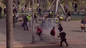 At least two dead after renewed protests in Colombia