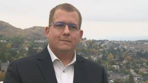 Extended interview with Conservative candidate for Vernon-Monashee Kyle Delfing (02:19)