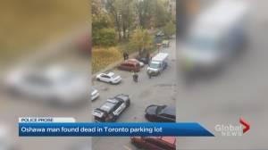 Toronto police investigate suspicious death in Flemingdon Park (01:37)