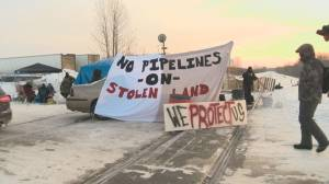 Alberta tables bill to stop protestors blocking infrastructure